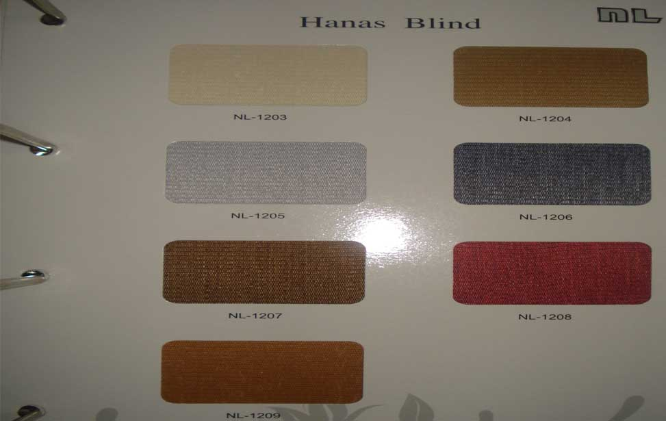 Hans Blind Shades Suppliers