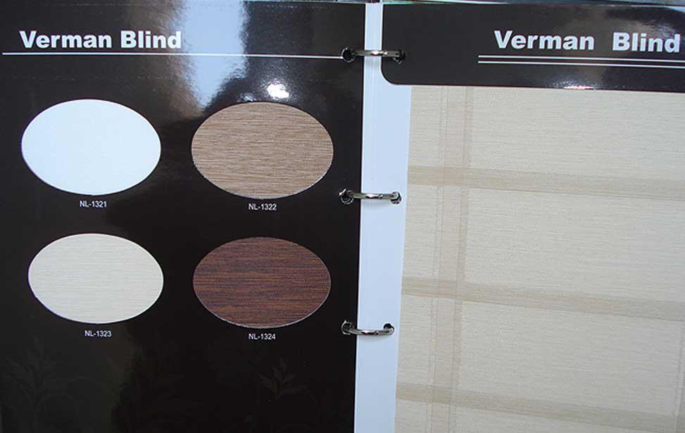 Verman Blind Supplier